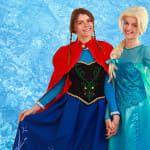 Новая шоу программа «Холодное сердце (Frozen)»